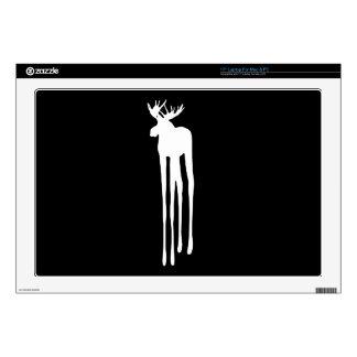 """Moose Drippings 17"""" Laptop Skin"""