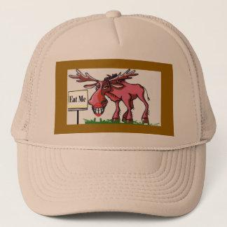 """Moose """"Eat Me"""" Hat"""