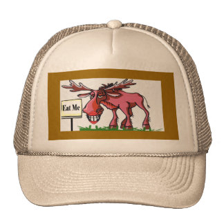 "Moose ""Eat Me"" Hat"