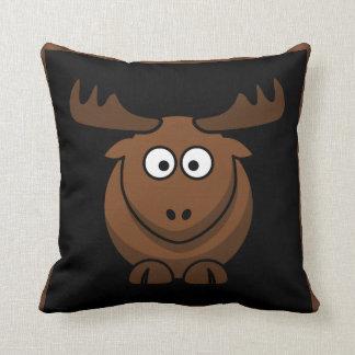 Moose / Elk / Reindeer throw pillow
