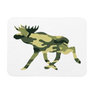 Moose / Elk Woodland Camouflage / Camo Magnet