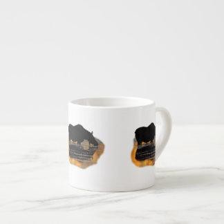 Moose Espresso Cup