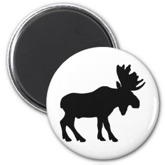 Moose Fridge Magnets