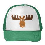 Moose Head_cap Hat