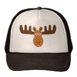Moose Head_cap Mesh Hat