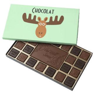 Moose Head_Chocolat Moose_Green Mint Box