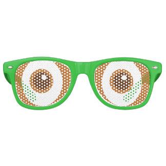 Moose Head_Extreme Eyeballs_Deer in Headlights Retro Sunglasses