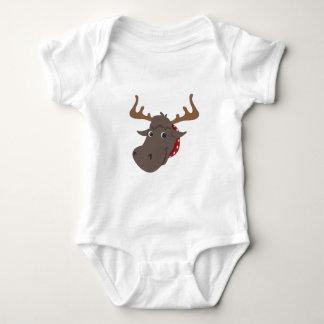 Moose Head T Shirt