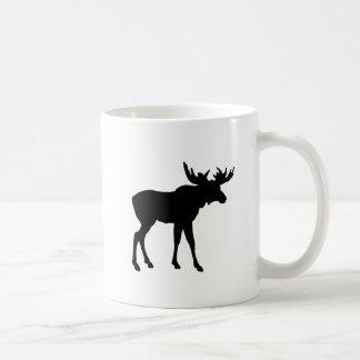 Moose Icon Coffee Mug