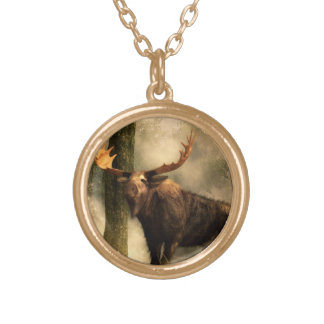 Moose in the Mist Jewelry