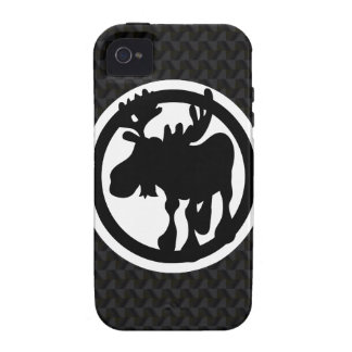 Moose iPhone Case Vibe iPhone 4 Cases