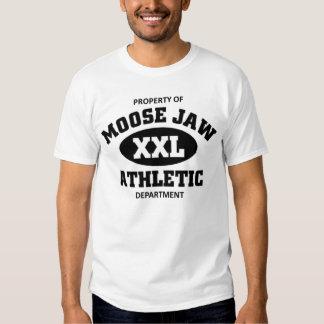 Moose Jaw Athletic Department Shirt