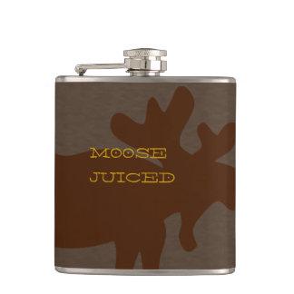 Moose Juiced Flask