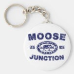 Moose-Junction-Distressed-[ Keychain