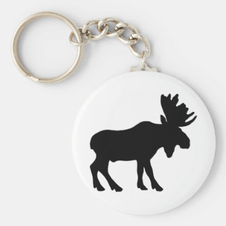 Moose Key Chains