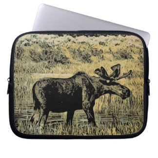 Moose Laptop Case Laptop Sleeve