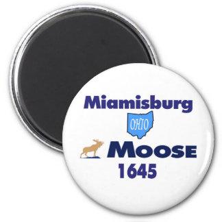 moose logo t shirt 3.jpg 2 inch round magnet