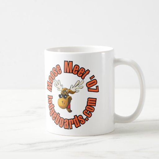 Moose Meet Mug