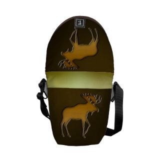 Moose Messenger Bag