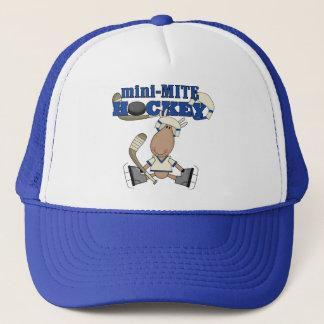 Moose Mini Mite Hockey Tshirts and Gifts Trucker Hat
