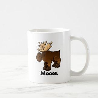 Moose Moose. Coffee Mug