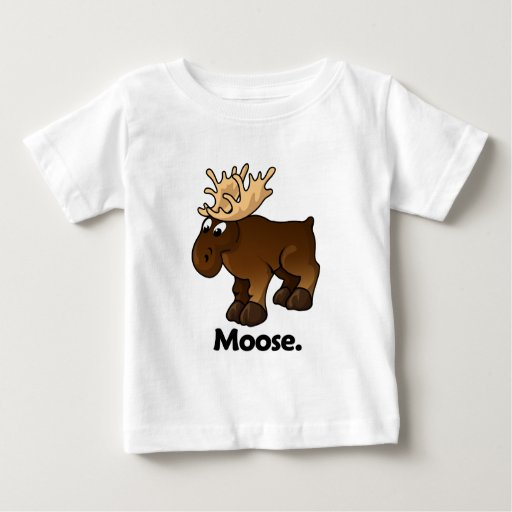 Moose Moose. T-shirts