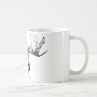 Moose Coffee Mugs