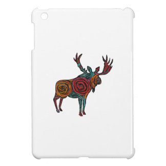 MOOSE OF COLORS iPad MINI COVER