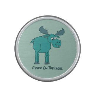 Moose on the Loose Bluetooth Speaker