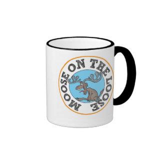 Moose on the Loose Mug