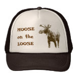 Moose on the Loose Trucker Hat
