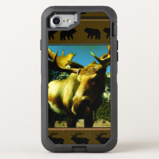 Moose Otterbox OtterBox Defender iPhone 7 Case
