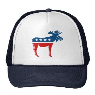 MOOSE PARTY TRUCKER HAT