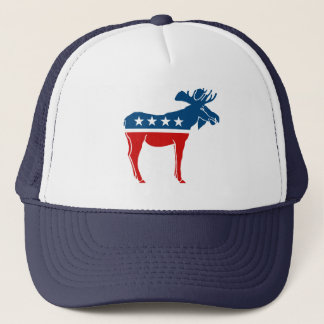MOOSE PARTY TRUCKER HAT