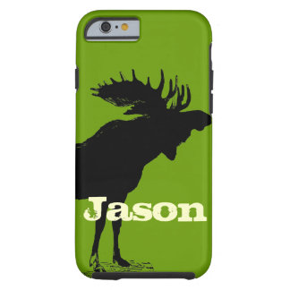 Moose Personalized iPhone iPhone 6 Case