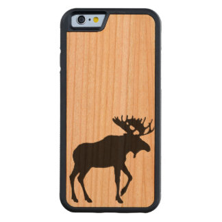 Moose Phone Case Carved® Cherry iPhone 6 Bumper
