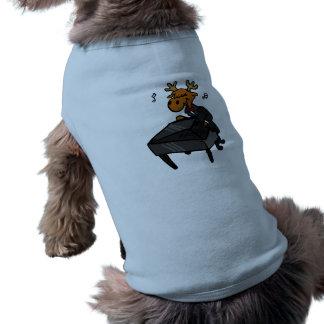 Moose pianist T-Shirt