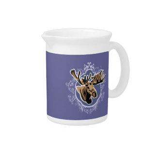 moose pitcher