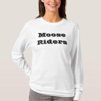 Moose Riders Basic Tee