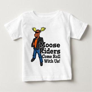 Moose Riders! T Shirts
