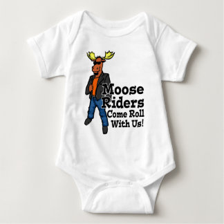 Moose Riders! T-shirts