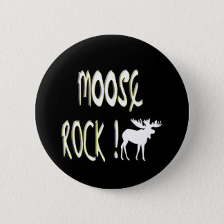 Moose Rock! Button