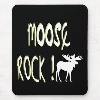 Moose Rock! Mousepad