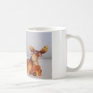 moose salt pepper shakers classic white coffee mug