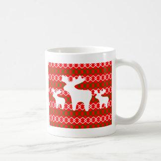Moose, sample coffee mug