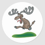 Moose Shirts and Gifts 14 Sticker