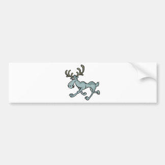 Moose Shirts and Gifts 16 Car Bumper Sticker