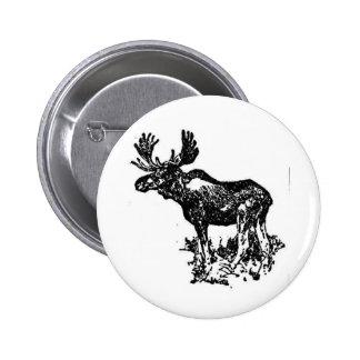 Moose Shirts and Gifts 4 Pin