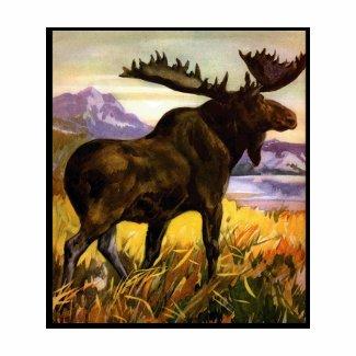 Moose Shirts and Gifts 63 bag