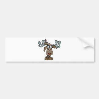 Moose Shirts and Gifts 65 Car Bumper Sticker